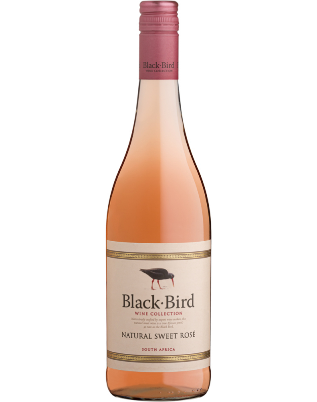 Black Bird Natural Sweet Rosé NV