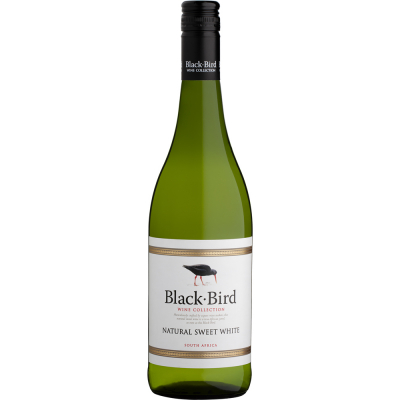Black Bird Natural Sweet White NV