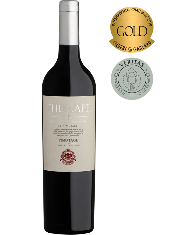 The Cape Pinotage 2017