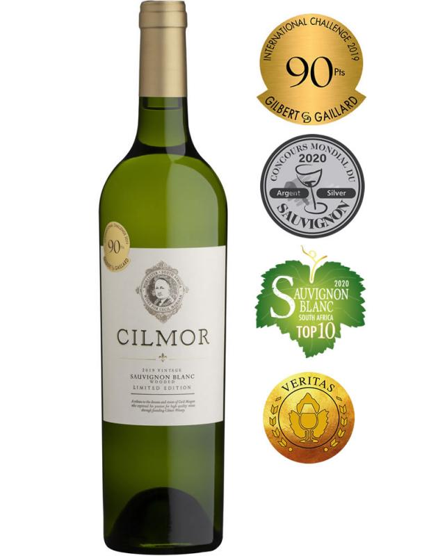 Cilmor Sauvignon Blanc 2019